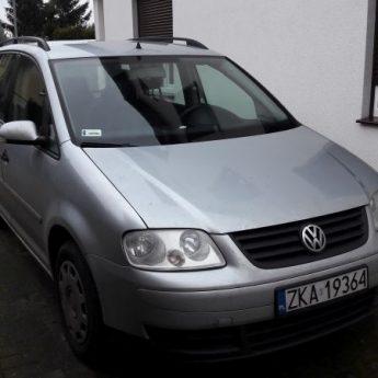 Sprzedam VW Touran