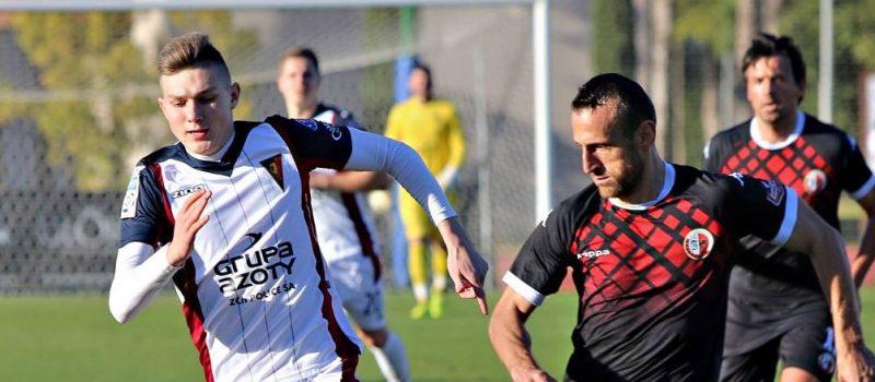 """Piłkarz z Kamienia zagości na stałe w pierwszym zespole Pogoni? """"Chce zapracować na swoją szansę"""""""