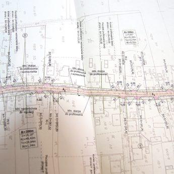 Droga w Zagórzu, spowalniacz i chodniki - Gmina Wolin podpisze porozumienie na budowę z Powiatem