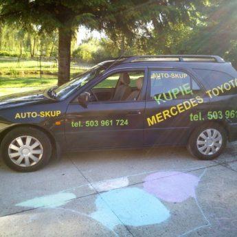 Mercedes, Toyota skup !