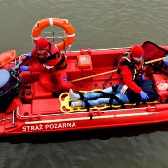 Strażacy z Golczewa będą zbierać środki na łódź ratowniczą