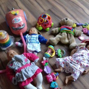 Sliczne lalki