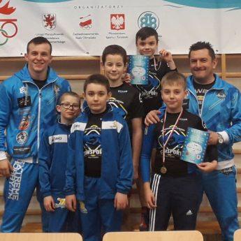 Zawodnicy Gimsportu na Olimpiadzie w Karlinie
