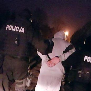 Zatrzymano mężczyzn podejrzanych o wysadzenie bankomatu w Dziwnówku [Film]