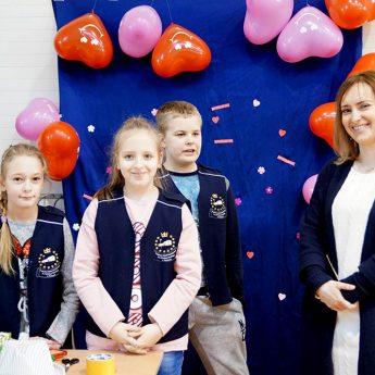 Targi młodych przedsiębiorców w Kołczewie
