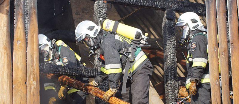 Kolejne podpalenie w Rabiążu