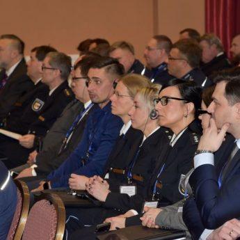 Policjanci z Polski i Niemiec obradują w Międzyzdrojach