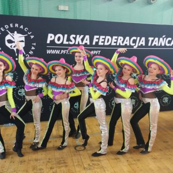 Keep Smile Golczewo na Mistrzostwach Polski w tańcu disco!