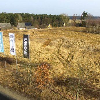 Szwedzka firma rozpoczyna wycinkę. To początek obiecywanej inwestycji w Golczewie?