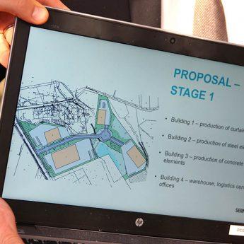Śmiałe założenia firmy Serneke. Do 2024 roku planują zatrudnić nawet 450 osób!