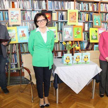 """""""Wielkanocne opowieści"""", czyli promocja książki międzyzdrojskich autorek"""