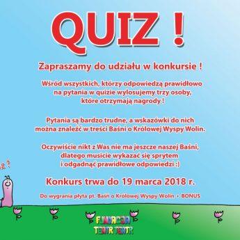 Baśń o Królowej Wyspy Wolin - zapraszamy do udziału w konkursie