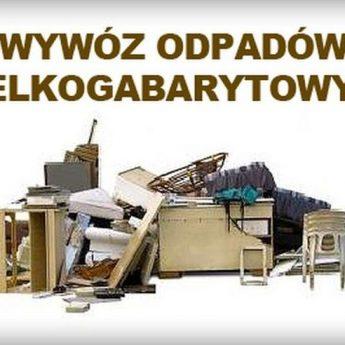 Wywóz odpadów wielkogabarytowych w gminie Świerzno