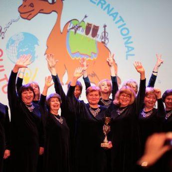Chór Cantilena zdobył Grand Prix Karawany Kultury
