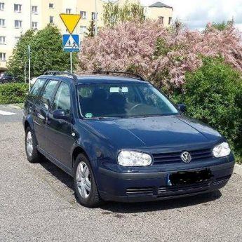 W Golczewie skradziono VW Golfa. Czytelniczka prosi o pomoc!