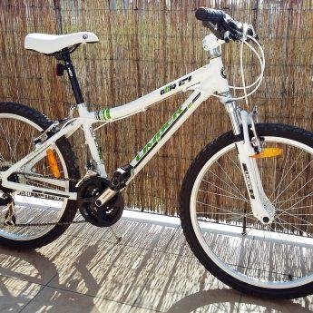 Sprzedam rower LIMBER ALLIO 24 Junior - idealny stan.
