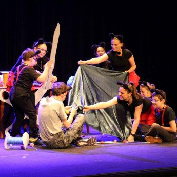 IV Festiwalu Twórczości Niepełnosprawnego Aktora