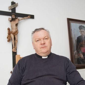 """Prob. Dariusz Żarkowski: """"Niech Chrystus, który wybaczył oprawcom będzie dla nas wzorem"""" [FILM]"""