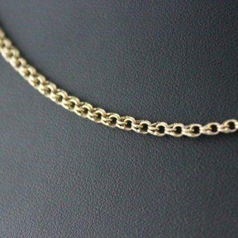 Sprzedam złoty łańcuszek, 7,66 g, pr. 585.