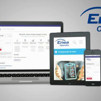 Przyłącz się do sieci Enei Operator bez wychodzenia z domu