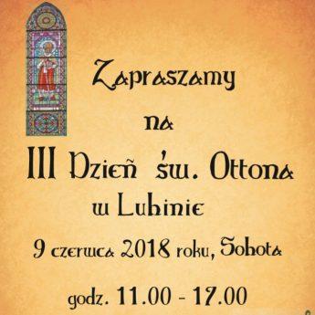 Zaproszenie na III Dzień św. Ottona