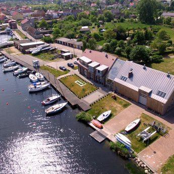 Wolińska marina doczeka się rozbudowy! Gmina stawia na żeglarstwo