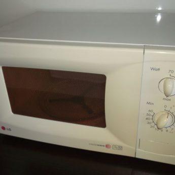 Sprzedam kuchenkę mikrofalową LG