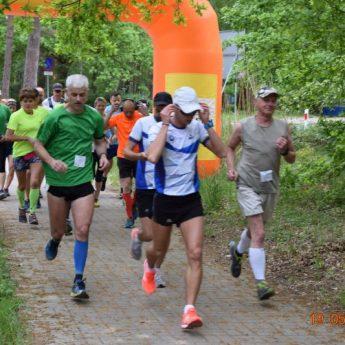 IV półmaraton Dziwnowskiej Ligi Biegowej dla Arkadiusza Borysiuka
