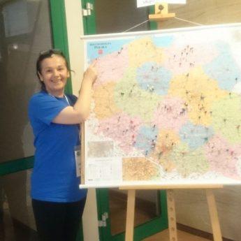 17. Ogólnopolskie  Spotkania Organizacji  Pozarządowych działających na obszarach wiejskich w Marózie