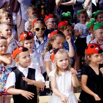 Przedszkolaki z Wolina zakończyły rok szkolny [Zdjęcia, Film]