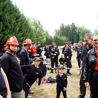 Strażacy z Kretlewa najlepsi na gminnych zawodach pożarniczych w Golczewie [Zdjęcia]