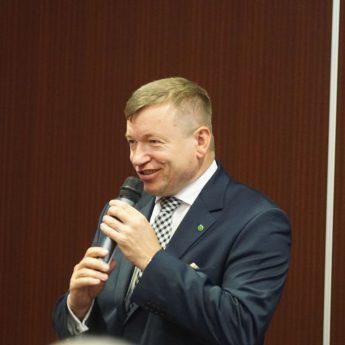 Jarosław Rzepa kandydatem do Parlamentu Europejskiego