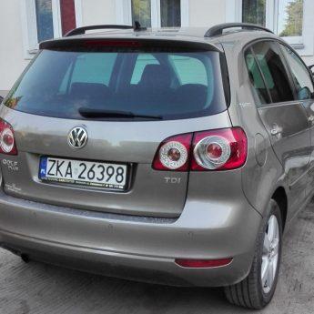 sprzedam VW Golf PLUS 2010r DSG