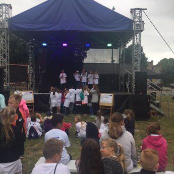 Polsko-Niemieckiego Festiwalu Piosenki Wolin - Troszyn 2018