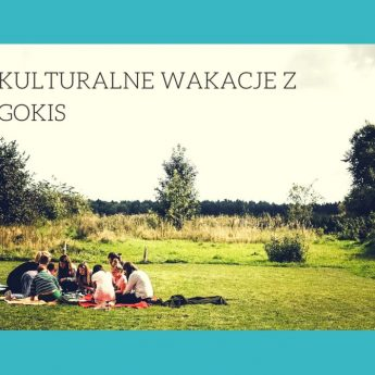 Wakacje w Gminnym Ośrodku Kultury i Sportu w Golczewie
