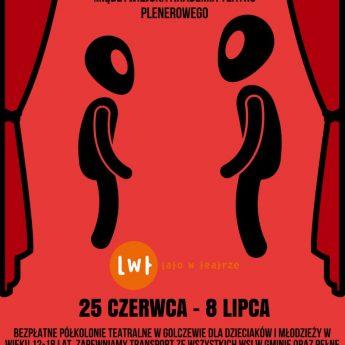 Planeta Golczewo - czyli teatralne półkolonie dla dzieci i młodzieży