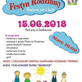 Festyn rodzinny w Dziwnowie