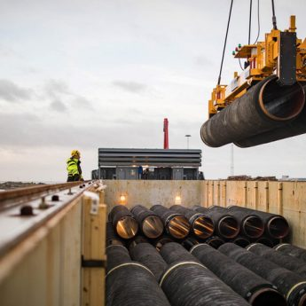 Budowa Nord Stream 2 może zagrażać plażowiczom?