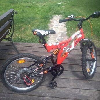 Sprzedam rower B'twin dla chłopca