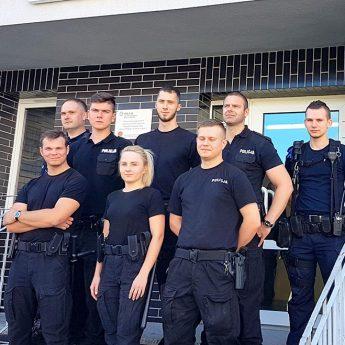 Nowi adepci policji w Dziwnowie i Międzyzdrojach