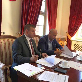 Umowy na granty sołeckie oraz małą infrastrukturę dla Wolina, Świerzna i Dziwnowa podpisane