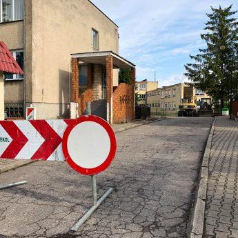 Przy urzędzie miejskim w Golczewie rusza budowa parkingu