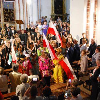 Patriotyczny akcent podczas piątkowego Festiwalu