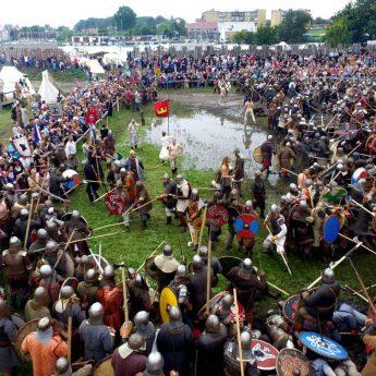 Poznaliśmy program XXIV Festiwalu Słowian i Wikingów