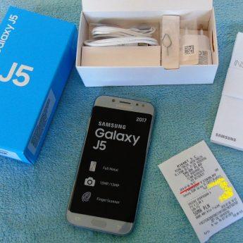 SPRZEDAM NOWY Samsung J5 niebieski GWARANCJA