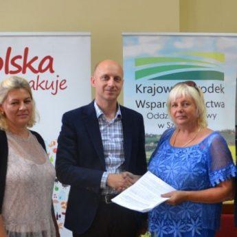 Umowy podpisane. Nieruchomości w Buniewicach z nowym gospodarzem