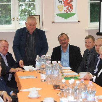 Posiedzenie Rady Powiatowej Zachodniopomorskiej Izby Rolniczej