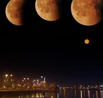 Całkowite zaćmienie Księżyca za nami! Wyślijcie nam swoje zdjęcia!