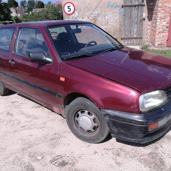 VW Golf 3 za 499,99 - 1.4 benzyna