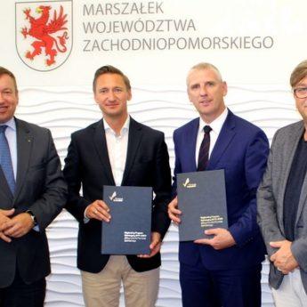 Park Miejski w Kamieniu Pomorskim będzie jak nowy. Umowa wsparcia podpisana